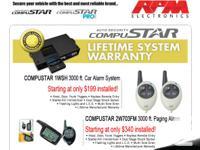Compustar 1WSH 3000 ft range system on sale for $199
