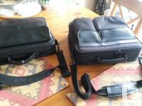 3 computer laptop / notebook bags in excellent