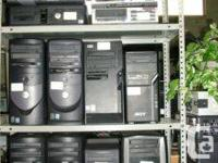 All computers big sale, only from $ 40.  LCD monitor,
