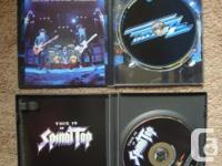 Music concert DVD's, can't get tickets, want to watch