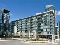 Spacious Low Rise Condo At Trendy Concord Cityplace.