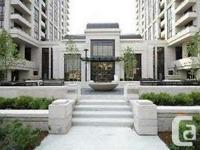 Luxurious 1Bdrm + Den Unit W/Gorgeous Downtown View In