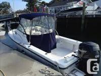 Boston Whaler Conquest 205. Great Condition. Private