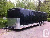34 Foot Continental Cargo Trailer for Sale! This
