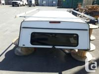 Contractor canopy for full size, long box pickup. New