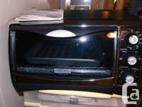 BRAND-NEW without box,. Black & Decker Perfect Broil