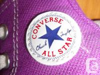 IN MINT CONDITION! Finest Converse Chuck Taylor All