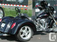 Convert your Harley Davidson Softail to a Trike Several