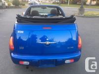 Make Chrysler Model PT Cruiser Year 2005 Colour Blue