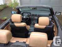 Make BMW Model 330Ci Year 2002 Colour Black kms 240000