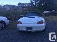 Make Porsche Year 2000 Colour Pearl White Trans
