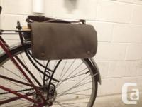 Less than a year old the cool Modo pannier rack is easy