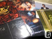 Tons of Records and Cheap CD's for sale...a little bit