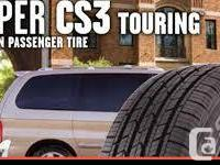 Cooper Tire Technology  CS3 Touring (See Image)   The