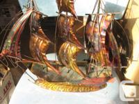 COPPER SHIP---$25.00---CALL --