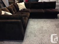 In great shape and very comfortable Reversible chaise