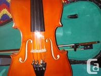 PERFECT CHRISTMAS GIFT Complete full size violin outfit