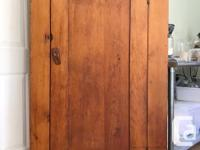 Antique Pine from Ontario estate. size / dimensions: