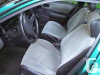 Make Toyota Model Corolla Year 1997 Colour Green kms