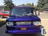 Make Chevrolet Model Corvair Year 1961 Colour PURPLE