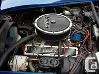Make Chevrolet Model Corvette Year 1977 Colour Metalic