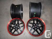 4 corvette c5 z06 style mags wheels,2 17 in by for sale  Quebec
