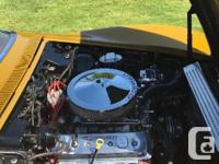 Make Chevrolet Model Corvette Stingray Year 1971 Trans