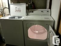 OUTSTANDING PROBLEM!! Sears Kenmore full-sized, durable