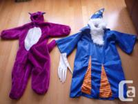 I have some costumes that my kids have out grown. These