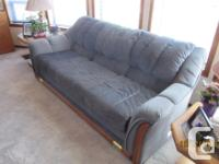 COUCH AND LOVE SEAT SET, NON SMOKING AND NO PETS