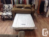 Brand new sleeper sofa thanks to foldable as well as