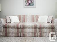 This sofa is part of an estate sale that we are working