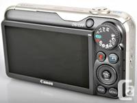 This camera is an exceptional compact that offers