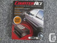 CounterAct Electronic Rust Protection Prevents &