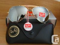 LOOKING TO TRADE A COUPLE OF RAY-BAN AVIATOR SUNGLASSES