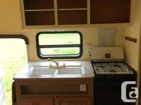 Mini home/ guest cabin on wheels! 2 slide-outs (one in
