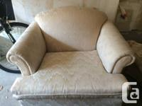 . Selling 2 single sofa-chairs in good health