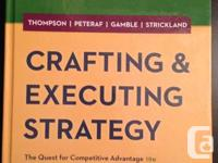 CRAFTING & EXECUTING STRATEGY. The Quest for