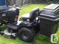 """24.0 HP Electric Start 42"""" mower, automatic"""