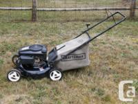 "Craftsman Rotary lawn Mower- 173cc Kohler Engine, 21"""