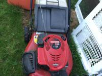 This has truly been the best mower I've used in a long
