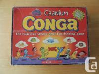 Cranium Conga, very good complete condition(replaced