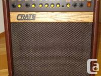 A bit older and slightly used amplifier for sale.