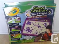 For Sale  Crayola Radiance Station Day & Evening on the