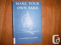 """Make Your very own Sails: A Handbook for the Expert"