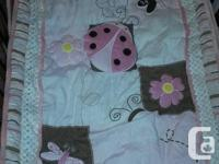Used, Crib, bedding and mattress all in great shape. No tears for sale  Prince Edward Island