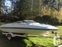 Description Bow rider 4.3 engine with Cobra leg, Great
