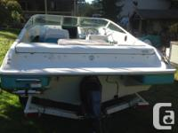 Bow rider 4.3 engine with Cobra leg, Great Lake boat
