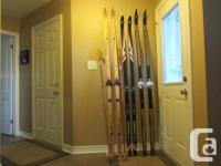 3 pairs of Cross Country skis 1- Can Sport Tour 30 215