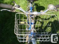 Crosstown Pathfinder, women's 16 inch, 24 inch wheel,